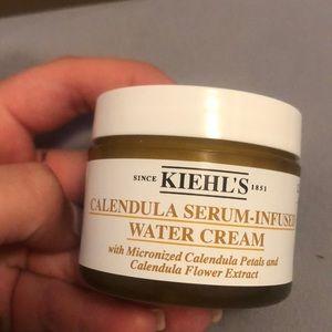 #KIEHLS calendula serum-infused water cream